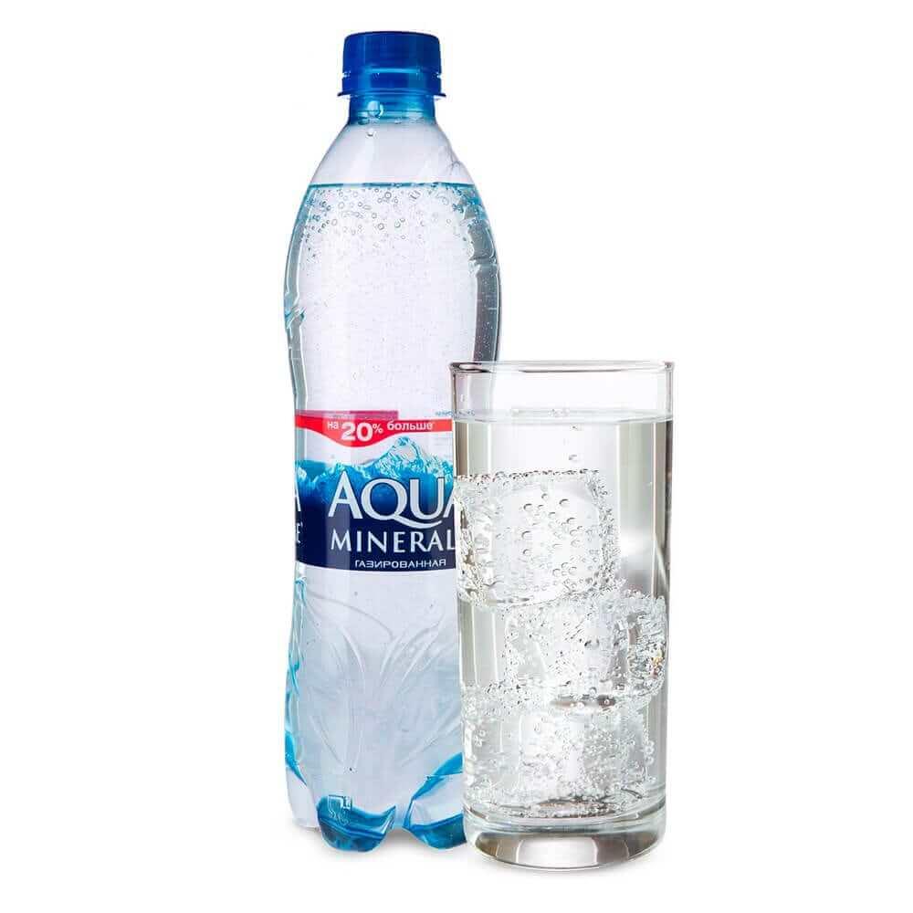 Aqua Minerale, 0,5 л