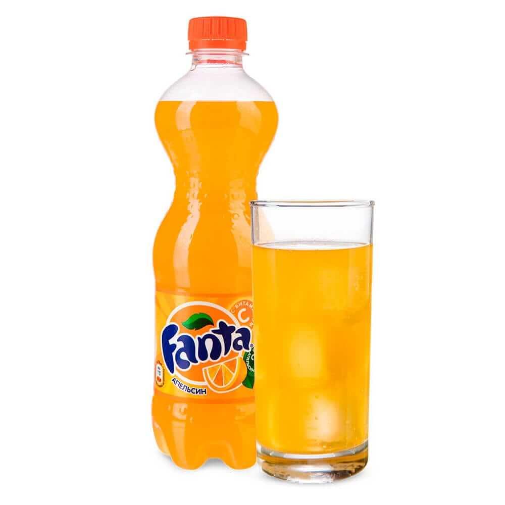 Fanta, 0,5 л