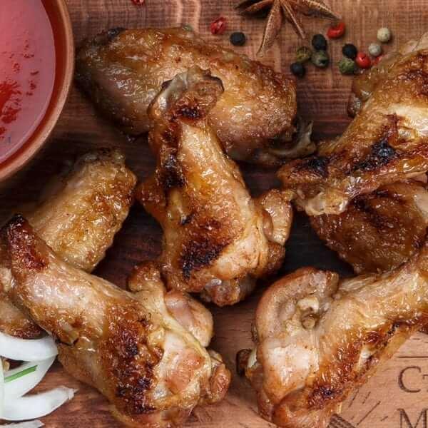 Куриные крылышки, 300 гр